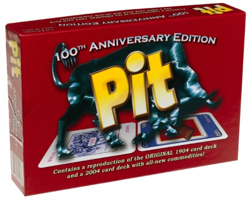 Winning Moves Pit 100th Anniversary Game