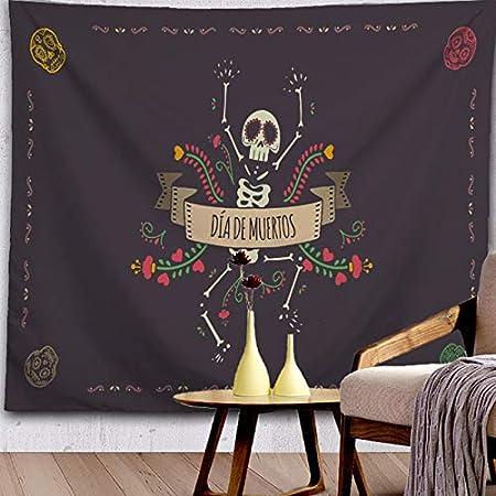 Skyeye D/écor Tapisserie 150cm*130cm//60x50 Dessin anim/é Picturespattern D/écoration Murale /à Suspendre pour Chambre /à Coucher Salon Dortoir Multicolore