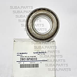 Subaru 28016 PA010, Wheel Bearing