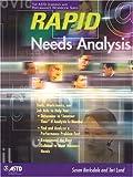 Rapid Needs Analysis, Susan Barksdale and Teri Lund, 1562862979