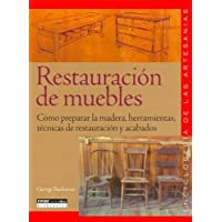 Restauracion De Muebles/ Cough Restoration (Enciclopedia Ceac de las Artesanias) (Spanish Edition