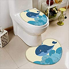 These products are available in10sizes to meet the needs of most people.              Safety: Non-slip. Not harm floor surface               Unlike many other rugs on the market, our bath rugs can conveniently be thrown in any washing ...