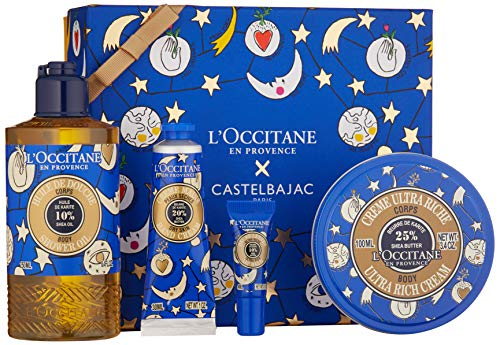 L'Occitane Shea Butter Treasures Set for sale  Delivered anywhere in USA