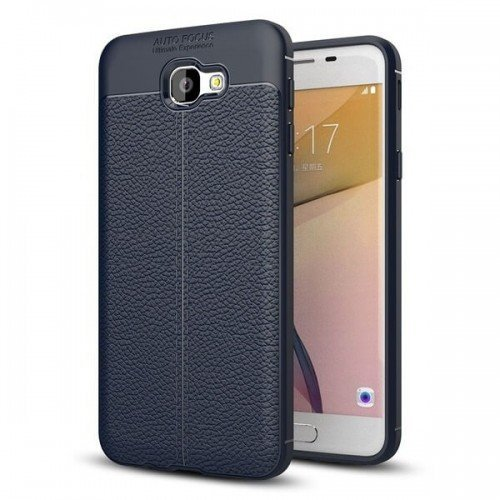 Amagav Shockproof Armor Back Cover for Samsung Galaxy On 7 Prime and J7 Prime
