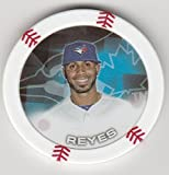 2014 Topps Poker Chipz Jose Reyes Toronto Blue Jays