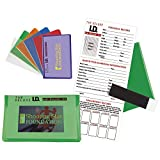 BIC Graphic Deluxe I.D. Kit Translucent Green 500 Pack