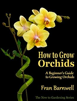 How Grow Orchids Beginners Gardening ebook product image