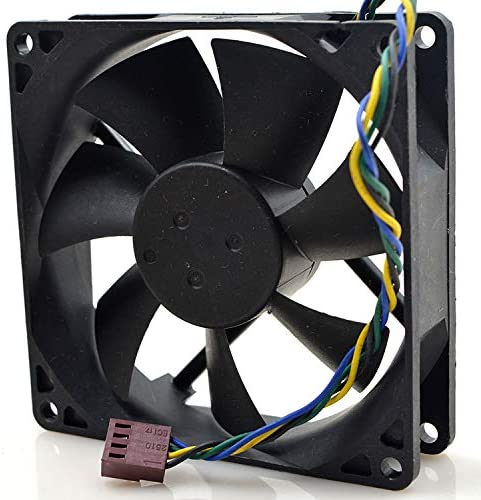for PV902512PSPF 0D 9025 12V 0.40A 9CM 929225mm 4-Wire Temperature Control Speed Regulation Double Ball Large air Volume CPU Chassis Fan