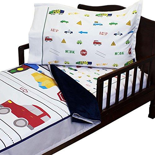 RoomCraft Toddler Bedding Blanket Pillowcase