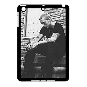 QYu506676 Beauty Design 2D Hard Cover Case for Ipad Mini with Eminem by QYuCcase