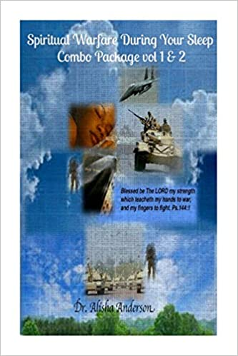 Spiritual Warfare During Your Sleep Combo Package: Vol. 1 &