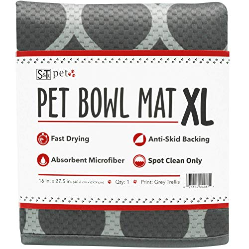 Pet Bowl Mat XL - 16