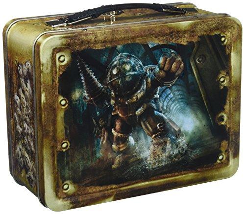 BioShock Big Daddy Tin Lunchbox