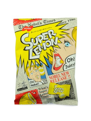 Nobel® Super Lemon Candy, 3.09 ()
