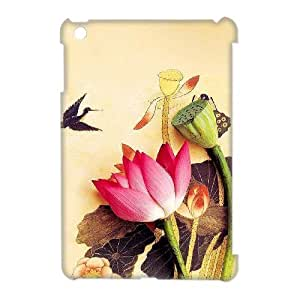 Customized Phone Case with Hard Shell Protection for Ipad Mini 3D case with Ink painting lxa#288361