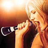 Handheld Karaoke All In One System w/ Bluetooth Capability & USB Charger