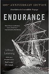 Endurance: Shackleton's Incredible Voyage Paperback