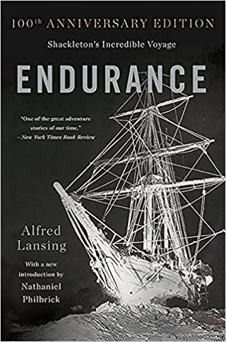 endurance libro  Endurance: Shackleton's Incredible Voyage Anniversary Edition ...