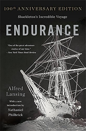 Endurance: Shackleton's Incredible Voyage cover