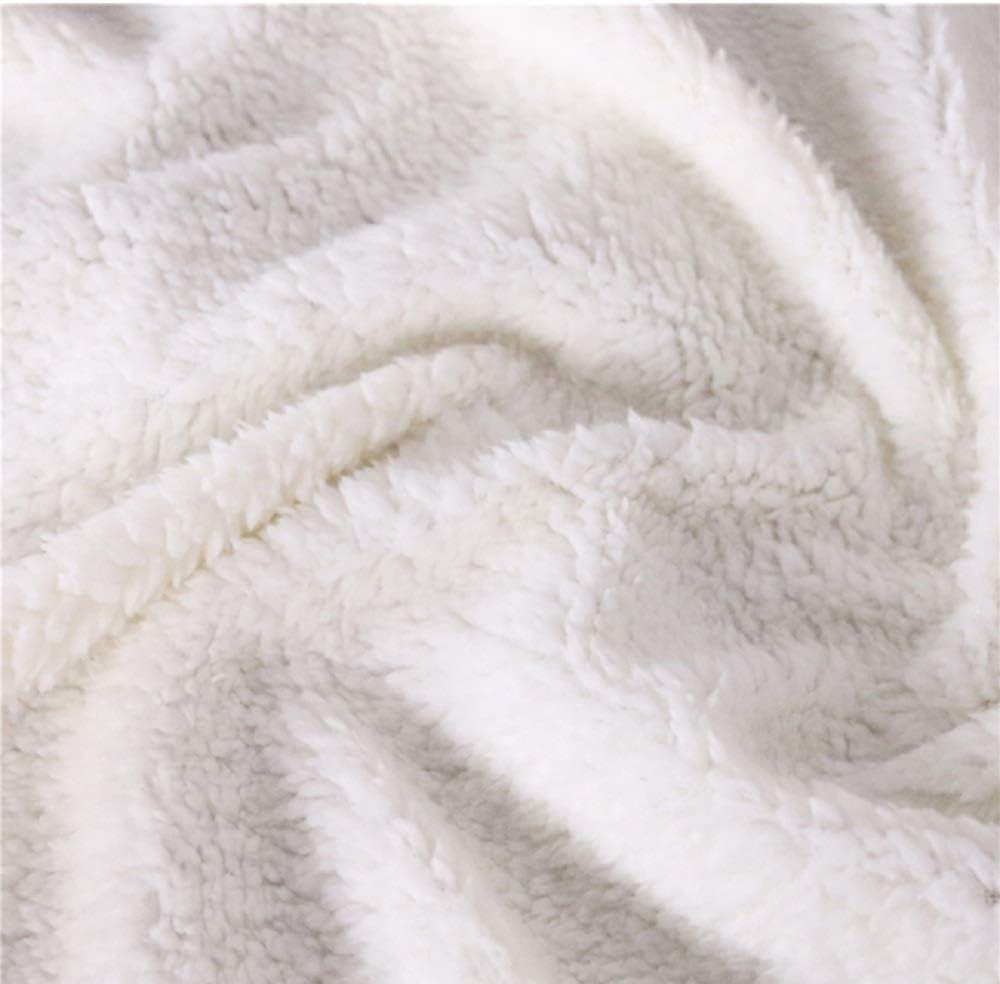 edred/ón fino 150 * 200Cm manta de felpa colorida de dibujos animados perro cachorro sof/á Manta de Sherpa de salchicha Dachshund para ni/ños y adultos