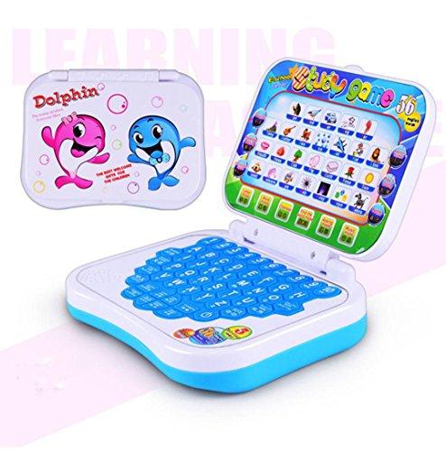 Leegor Multifunction Educational Learning Machine English Early Tablet Computer Toy Kid Developmental Toy Christmas Gift - John Deer Kids Tool Kit