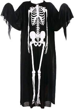 Guiran Disfraz De Esqueleto De Halloween Hombre Niños para ...