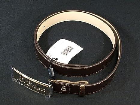 uk availability 12799 ff578 Amazon | ブルガリ BVLGALI メンズ カーフ レザー ベルト 人気 ...