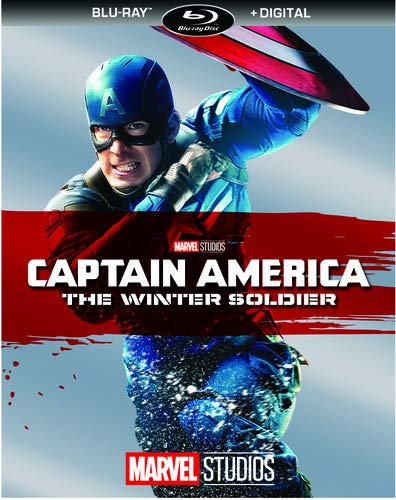 CAPTAIN AMERICA: THE WINTER SOLDIER [Blu-ray]]()