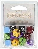 Fantasy Flight Games Genesys RPG: Dice Pack