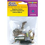 Woodland Scenics, Egyptian Culture, 5/Pack