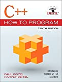 C++ How to Program Plus MyLab Programming with Pearson eText -- Access Card Package (10th Edition)
