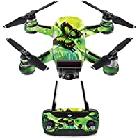 Skin for DJI Spark Mini Drone Combo - Mystical Butterfly| MightySkins Protective, Durable, and Unique Vinyl Decal wrap cover | Easy To Apply, Remove, and Change Styles | Made in the USA