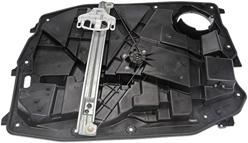 Dorman 748-577 Front Driver Side Power Window Regulator and Motor Assembly for Select Jeep Models ()