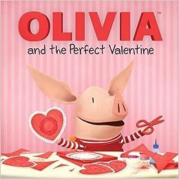 OLIVIA and the Perfect Valentine (Olivia TV Tie-in): Shaw, Natalie,  Johnson, Shane L.: 9781442484849: Amazon.com: Books