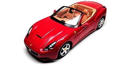 Amazon Com Ferrari California 1 12 Scale Rc Car Remote Controlled