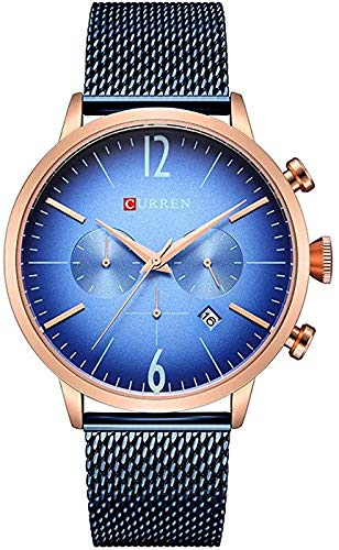 Curren Stainless Steel Watches for Men