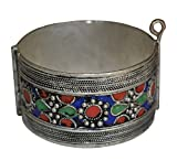 Moroccan Jewelry Womens Berber Bangle Bracelet Hand Made