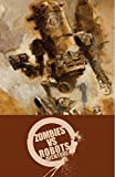 img - for Zombies vs Robots Aventure book / textbook / text book