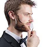 BEARD BUD Beard Shaping Tool Brush Styling Template Review and Comparison