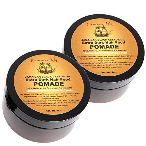 Sunny Isle Jamaican Black Castor Oil Extra Dark Hair Food...