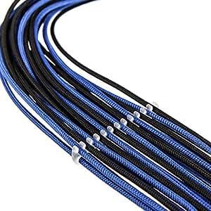 Cablemod - C-series basic cable comb kit - juego de manejo de cables