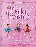 img - for Ballet Treasury book / textbook / text book