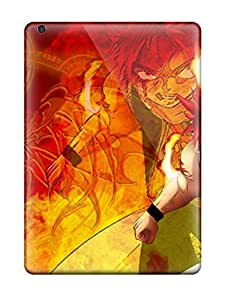 Best 3389267K19475368 Ipad Cover Case - Bacchus Fairy Tail Protective Case Compatibel With Ipad Air