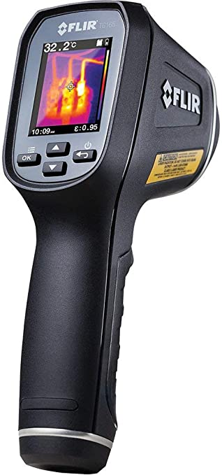Flir Tg165 Wärmebild Ir Pyrometer Für Den Allgemeinen Gebrauch Gewerbe Industrie Wissenschaft