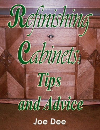 Refinishing Cabinets: Tips and Advice