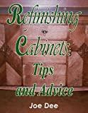 Refinishing Kitchen Cabinets Refinishing Cabinets: Tips and Advice