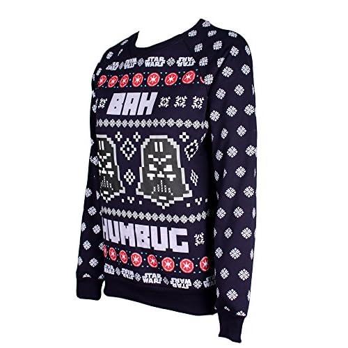 Well Wreapped Star Wars Bah Humbug Darth Vader Pixels Ugly