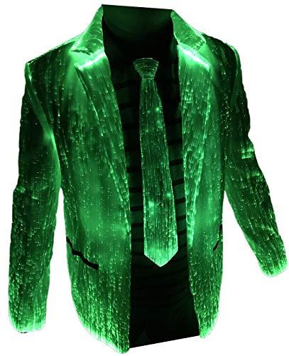 Fiber Optic Jacket Light