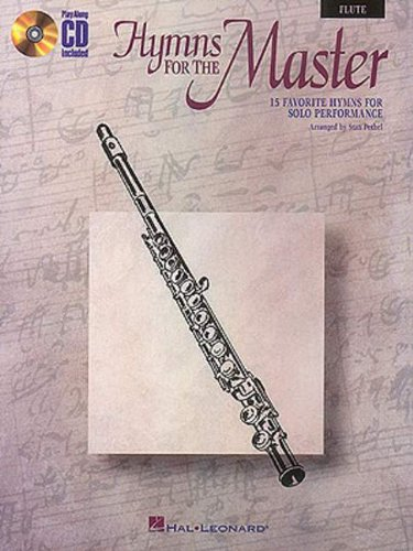 Free HYMNS FOR THE MASTER FLUTE BK/CD