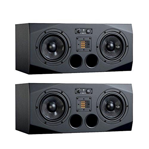 Adam Studio Monitors (Adam Audio A77X 3-Way Active Studio Monitor Pair (Right / Left))